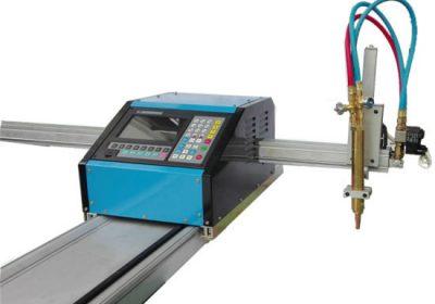 Kaasaskantav CNC leegi plasma lõikur, leegiga plasma gaasilõikamismasin