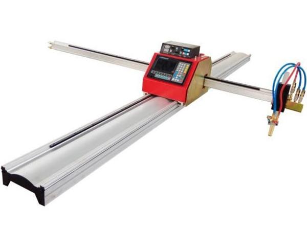 Raud / roostevaba teras / alumiinium / vask CNC Plasma lõikamismasin, CNC Plasma Cutter, metallist Plasma lõikamine