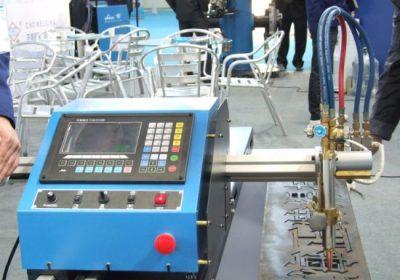 Gaasi ja hapniku mini-vestete lõikamise masin mini cnc plasma lõikur