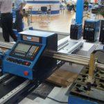 Hiina Jiaxin metall lehtplasma lõikamise masin 6090 / kaasaskantav CNC plasma lõikamise masin