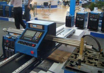 Gantry tüüpi kantavate mini cnc plasma lõikurid toru metalli lõikamise masin