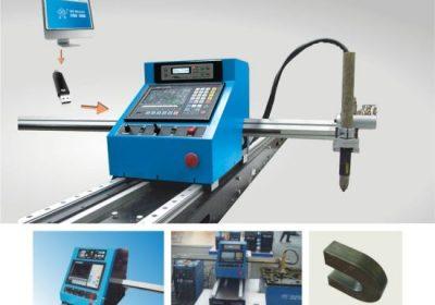 Odav hind 1530 * 3000mm ss plasma lõikamise masin