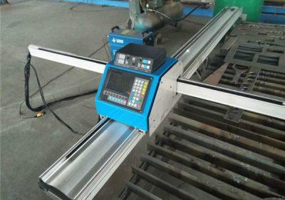 Hiina kõrge täpsusega ja parima kvaliteediga cnc plasma lõikamise masin 60mm materjali