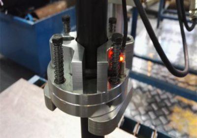 Kõrge stabiilne CNC-plasma ja terasest lõikamismasin lehtmetallitööstusele