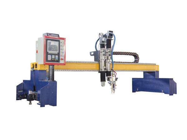 Madala hinnaga CNC plasma toru lõikamismasin laos