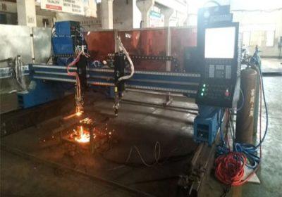 1500mm * 2500mm JX-1525 Superkvaliteetne CNC Portable Flame Cutter / kaasaskantav leegi lõikamismasin