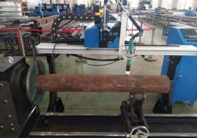 Roostevaba teras / süsinikteras Tööstuslik CNC Plasma lõikamismasina hind
