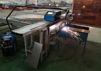 Portable CNC 100A Plasma lõikamismasin 1-15mm rauast lehed