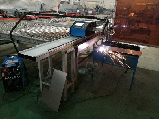 1560 raskeveokite CNC plasma lõikamise masin Hiina