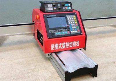 Suure kiirusega metallileht cnc plasmalõikamismasin / madala hinnaga metalli lõikamismasin