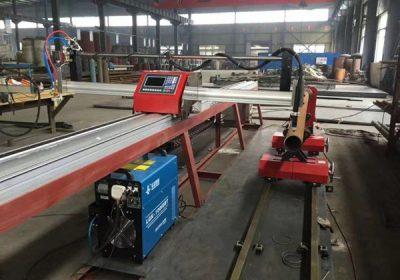 Portable CNC Plasma Cutting Machine Portable CNC gaasi kõrguse juhtimine valikuline