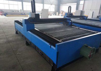 CNC hapniku gaasi õhu inverter kaasaskantav CNC leeg / plasma lõikamise masin