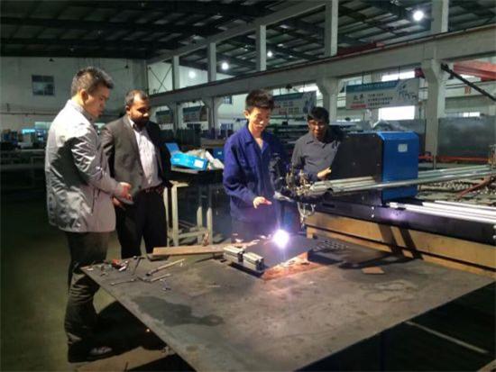 Kuum müük odava hinnaga JX-1325 cnc plasma lõikur / portatiivne CNC plasmalõikamismasin 43A / 63A / 100A / 160A / 200A