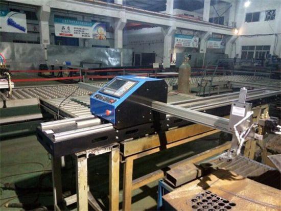 CE-ga heakskiidetud plasmaga CNC lõikeklaas koos kokkupõrkega