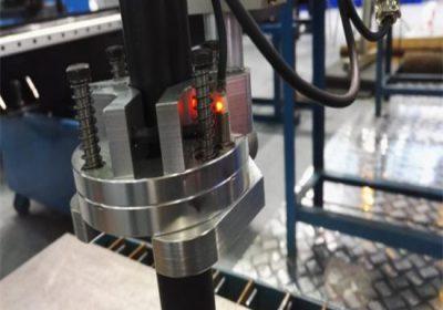 Bossman kaasaskantav konsool CNC plasma lõikamise masin, ss ,, alumiiniumprofiil