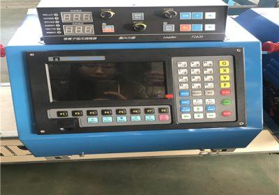 Automaatne gaasi hapnik väike CNC plasma lõikamise masin