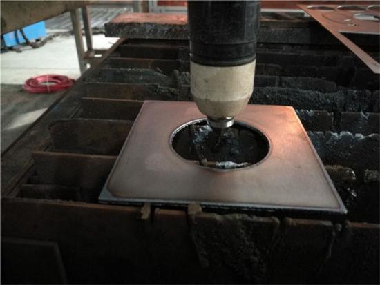 Tehase hind 1530 plasmalõikamismasin roostevabast terasest süsinikterasest rauast lehed cnc plasma lõikur laos