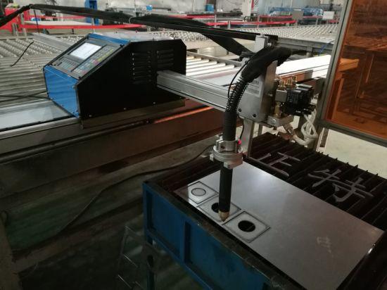 Roostevabast terasest süsinikterasest vask Mini Portable CNC Plasma lõikamismasin
