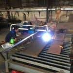 Arm tüüpi automaatne kaasaskantav CNC plasma ja leegi lõikamise masin \ gaasi lõikur JX-1530