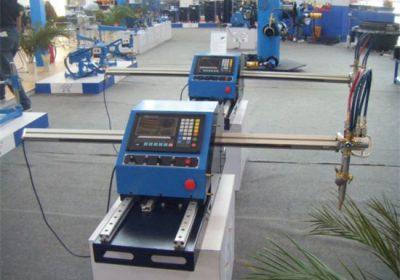 Kaasaskantav CNC plasma leekmetallgaasiga lõikamismasin