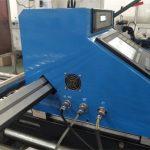 kaasaskantav cnc 43A võimsus plasmalõikamismasin START marki LCD-paneel juhtimissüsteem plasma lõikamine metallist masina hind
