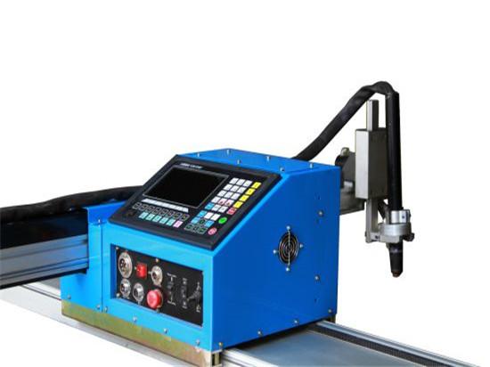 Hulgi Portable Taiwan CNC gaasitoru profiil plasma lõikamise masin