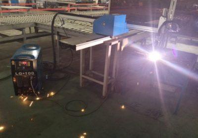 Automaatne plasma lõikamise masin koos Pekingi tähtkuju plasma plaadikontrolleriga