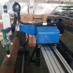 CNC Plasma roostevabast terasest toru lõikamise masin