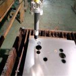 sertifitseeritud vastupidav cnc leegiga / plasma lõikamise masin lihtne kasutada stabiilsust kaasaskantav cnc plasma lõikamise masin