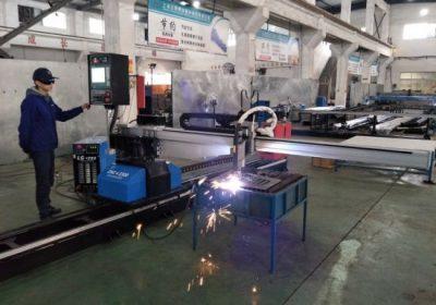 õhu kaasaskantav CNC plasma metalli lõikamismasin