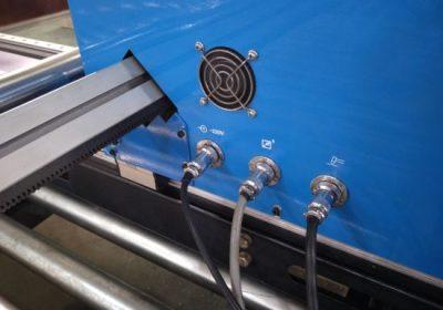 Gantry tüüp CNC Plasma lõikamismasin, terasplaadi lõikamismasin plasma-lõikur