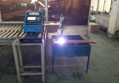 Kõrge täpsusega metallist leht 1525/1530 cnc kaasaskantav plasma lõikamismasin