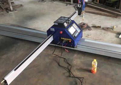 Kvaliteetne Gantry tüüp CNC Plasma Laua lõikamise masina hind