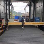 Hiina tarnija kiire kiirus kaasaskantav CNC plasma lõikamise masin