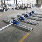 CNC Gantry tüüpi plasmalõikamismasin / plasma lõikur metallplaat