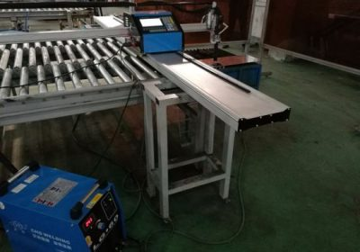 Hobby 1500 * 3000mm toru CNC plasmalõikamismasin