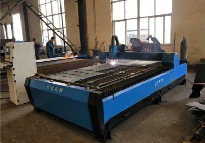 Jiaxin portaal tüüp cnc plasma lõikamise masin autoosade / vedurite / surveanumate cnc plasma lõikamise masin hind