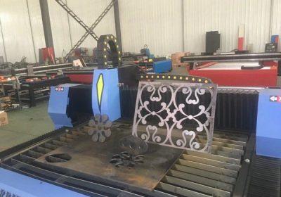 Portable Metal CNC Plasma Cutter koos Fastcam tarkvara