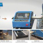 Pöörlevate 43/63/100/160 / 200A terastorude jaoks mõeldud plasma lõikamismasin CNC