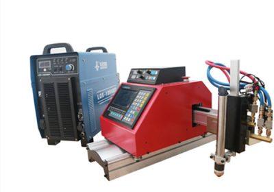 süsinikterasest riistvara tööriistad kaasaskantav cnc leegi / plasma lõikamise masin
