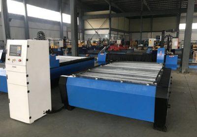 Heavy raami metallide lõikamise masinad cnc plasma lõikur metalli lõikamise masin