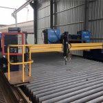 Euroopa kvaliteediga CNC-plasma ja leegi lõikamise masin / plasma Cnc lõikur masin metallist