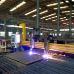 Valmistatud Hiina metallitöötlemisseadmetes süsinikterasest CNC-plasma lõikur