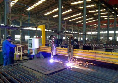 CE kinnitatud cnc plasma lõikamise masina hinna / plasma lõikamise masin metalli 1-30mm paksus / CNC lehtmetalli plasma masin