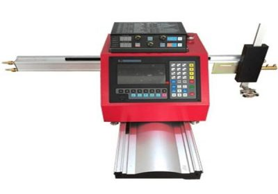 Portable cnc leegi / plasma lõikamise masin; 40A kuni 400A plasmaallikaga