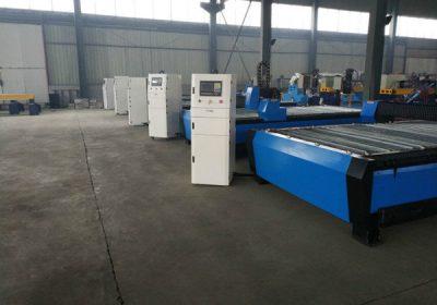 Kõrge täpsusega kaasaskantav cnc plasmalõikamise masin metallist kasutatud plasma lõikamise lauad müügiks