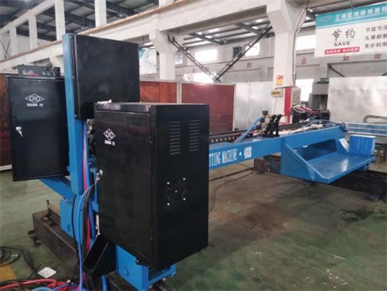 Jiaxin Odava hinnaga 1325 CNC Plasma lõikamismasin THC terasest originaal Fastcam tarkvara