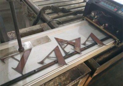 JX-1525/1530 cnc plasma leegi lõikamismasin roostevabast terasest kaasaskantav cnc plasma lõikamise masin