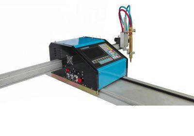 Valmistatud Hiina plaadilõikurist / protable cnc plasmalõikamismasin metallist lehtmaterjalist
