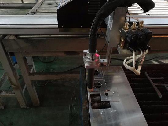 Professionaalne ja hõlpsasti kasutatav starfire 1500 * 3000mm titaanplaatide cnc plasmalõikamismasin